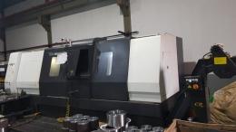 현대위아 15인치 롱타입 CNC선반 L400LC