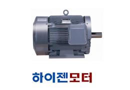 모터, 저압모터, 삼상전폐외선형모터, 하이젠모터