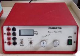 Biometra,전기영동장치,중고전기영동장치,저전압전원장치,저전압파워팩