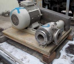 고레이터펌프,파쇄펌프,분쇄펌프,분산펌프,커터펌프,컷터펌프,습식분쇄기,라인분쇄기