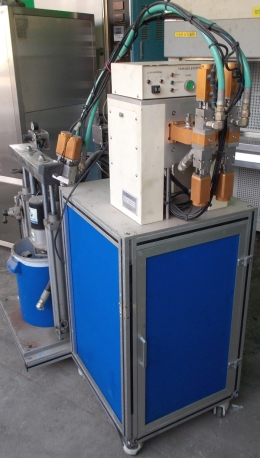 트윈믹서 시스템,실리콘펌프,실란트펌프,고점도펌프,압송펌프,중고실란트펌프,토출기