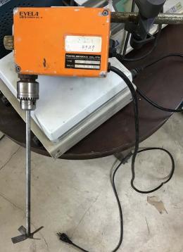 교반기,믹서교반기,중고교반기,중고믹서교반기,LAB STIRRER