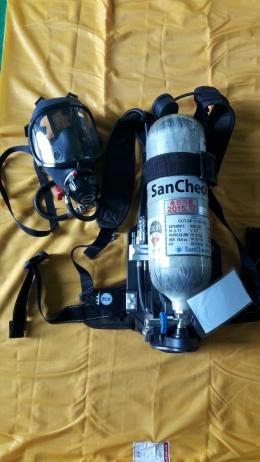 공기 호흡기, 인명 구조 장비, 공기호흡기