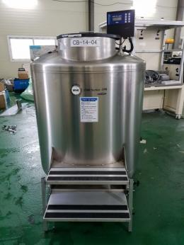 질소보관탱크,질소보관함,Liquid Nitrogen Storage Container