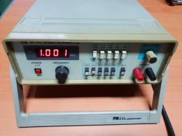 오디오 제너레이터,AUDIO GENERATOR,저주파 발진기