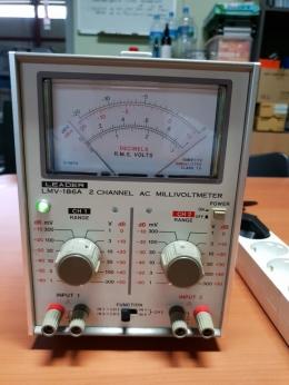 AC 밀리볼트미터 ,AC MIllvolt Meter