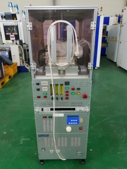 하이드로포빅프라즈마리랙터,HYDROPHBIC PLASMA REACTOR