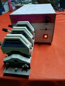 펌프 및 쉬운로드 모델 7518-10 펌프 헤드,Pump and Easy-Load Model 7518-10 Pump Head