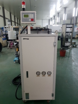 CHILLER/AUTO CHILLER,공냉식일체형냉각기,Air Cooled ChIller