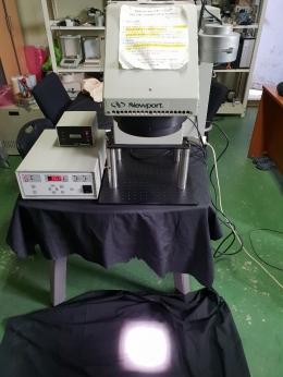 인공태양조사기,클래스A,4×4 Beam class,Solar Simulators