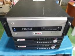 DVR SYSTEM,CCTV 감시카메라 레코딩 시스템,16채널 프레임 녹화기,디지털 레코딩,DIGITAL VIDEO RECORDING