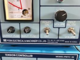Manual Tension contoller,수동 텐션 콘트롤러