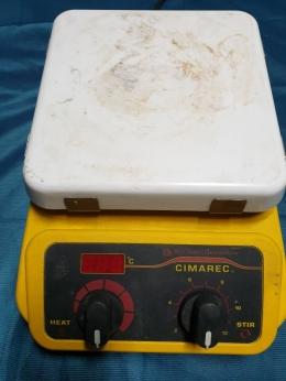 세라믹 교반기,자력+히팅, 자력 및 가열 교반기, 디지털 자력 핫플레이트 Digital Stirring Hotplat