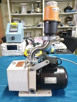 진공펌프,베인 진공 펌프, Vane Vacuum Pump,Stage Rotary Vane Pump,듀얼 스테이지 로터리 베인펌프