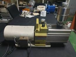 진공펌프,회전식 오일 실드형 진공펌프,DRY VACUUM PUMP,OIL-SEALEC ROTARY VACUUM PUMP