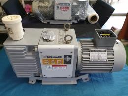 진공펌프,VACUUM PUMP, OIL SEALED ROTARY PUMP,오일 밀폐형 로터리 펌프