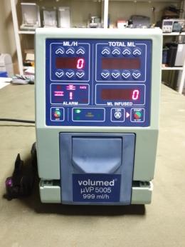 의약품주입펌프,Volumetric pump,체적 주입펌프,Arcomed Volumed