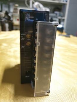 PLC A/D UNIT, CJ1W-AD081-V1