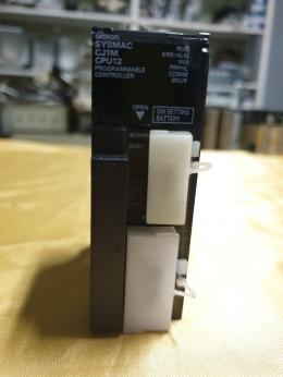 PLC CPU UNIT,프로그래머블 컨트롤러 전원,CJ1M-CPU12