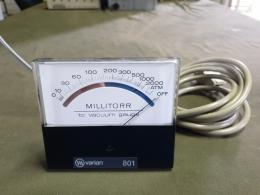 Varian 801 TC Vacuum Gauge Millitorr,Varian 801 TC 진공 게이지 밀리 토르