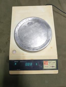전자저울,A&D FX-3000 Electronic Balance,A & D FX-3000 전자 저울