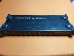 KVM SWITCH,MASTER VIEW PLUS,Aten Master View Plus CS-9138 8 Port PS/2 VGA  KVM Switch