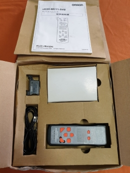 Omron E3x-mc11-sv2 Hand Held Programmer Mobile Console Sensor