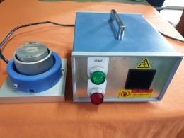 TEMPERATURE Controller & FURNACE work holder,,온도 컨트롤러 및열판작업대