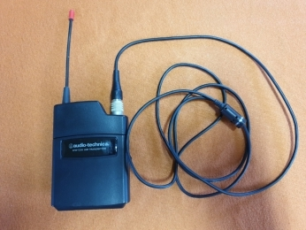 Audio Technica ATW-T210 Body Worn Transmitter,무선마이크 ATW-T210 UHF TRANSMITTER