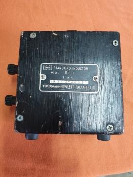 STANDARD INDUCTOR,Yokogawa Hewlett Packard HP YHP Standard INDUCTOR S1-1,표준 인덕터 S1-1