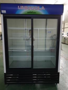 냉장용 쇼케이스,양문형 냉장 쇼케이스,음료수 냉장고