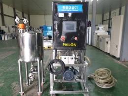 한외여과기, Ultrafiltration System, 여과기
