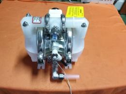 다이어프람 펌프, DIAPHRAGM PUMP,AIR OPERATED DOUBLE DIAPHRAGM PUMPS,에어 오퍼 레이트 더블 다이어프램