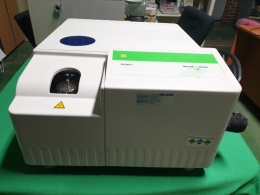 DIFFERENTIAL SCANNING CALORIMETER,시차 주사 열량계