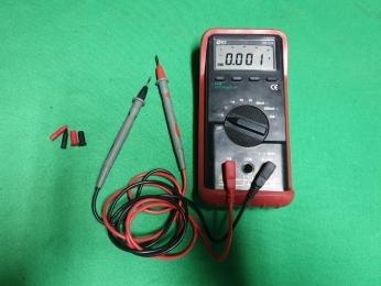 TESTER, 전기 테스터기, 전압,전력,저항 측정기,디지털 멀티 미터,Digital Multimeter