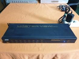 MAXIPORT KVM SWITCH,16 Port KVM Switch,Master View Max ACS-1216A