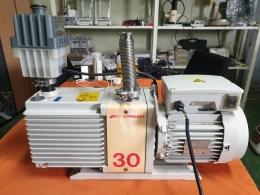 진공펌프,Edwards E2M30 Rotary Vane Dual Stage Vacuum Pump