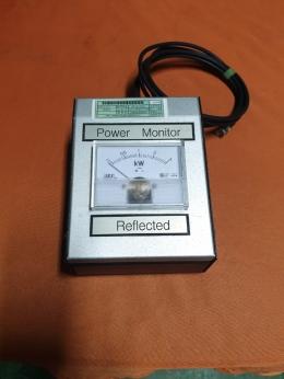 POWER MONITOR, Reflected, Microwave Survey meter,마이크로웨이브 전자파측정기