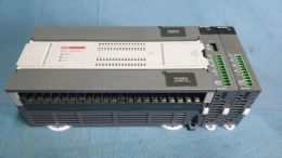 PLC,PROGRAMMABLE LOGIC CONTROLLER,XBC-DN64H,D/A CONVERTER,XBF-AD04A+XBF-DV04A