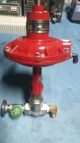 RESEARCH CONTROL VALVE,연구 제어 밸브