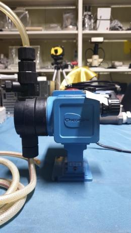 METERING PUMP, 소형정량펌프,다이어프램 정량펌프