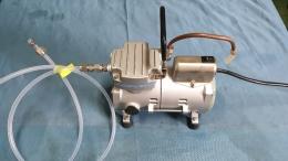 오일레스 소형 진공펌프, Oil-less Vacuum Pump