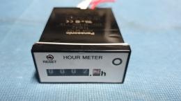HOUR METER, 시간 측정기