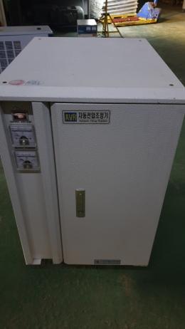 AVR, 자동 전압 조정기