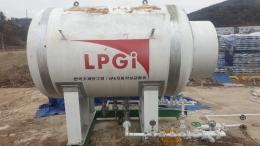 LPG탱크,LPG TANK,LPG 소형 저장 탱크