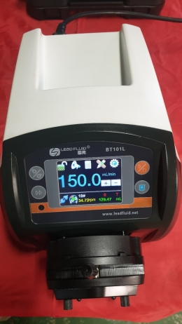 Flow Tube Pump,Intelligent Flowrates Control Peristaltic Pump,유량조절형 튜브연동식 액체펌프