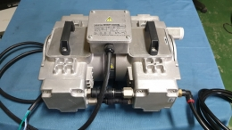 다이아프램 건식 진공펌프,울박 다이아프람 건식 진공 펌프,Rocking Piston Type Dry Vacuum Pump