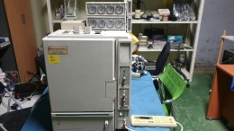 GC, GAS CHROMATOGRAPHY,  가스 분석기