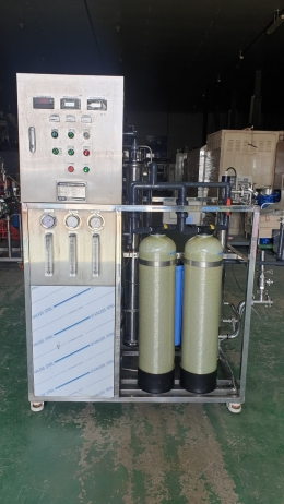 순수제조시설, WATER TREATMENT SYSTEM,  U/PURIFIED WATER SYSTEM