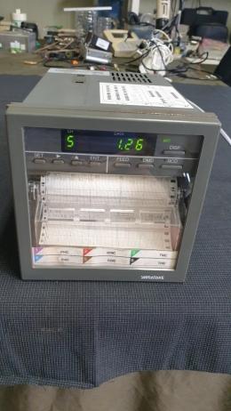 온도기록장치,온도 레코더,온도 리코더,YAMATAKE ENCODER